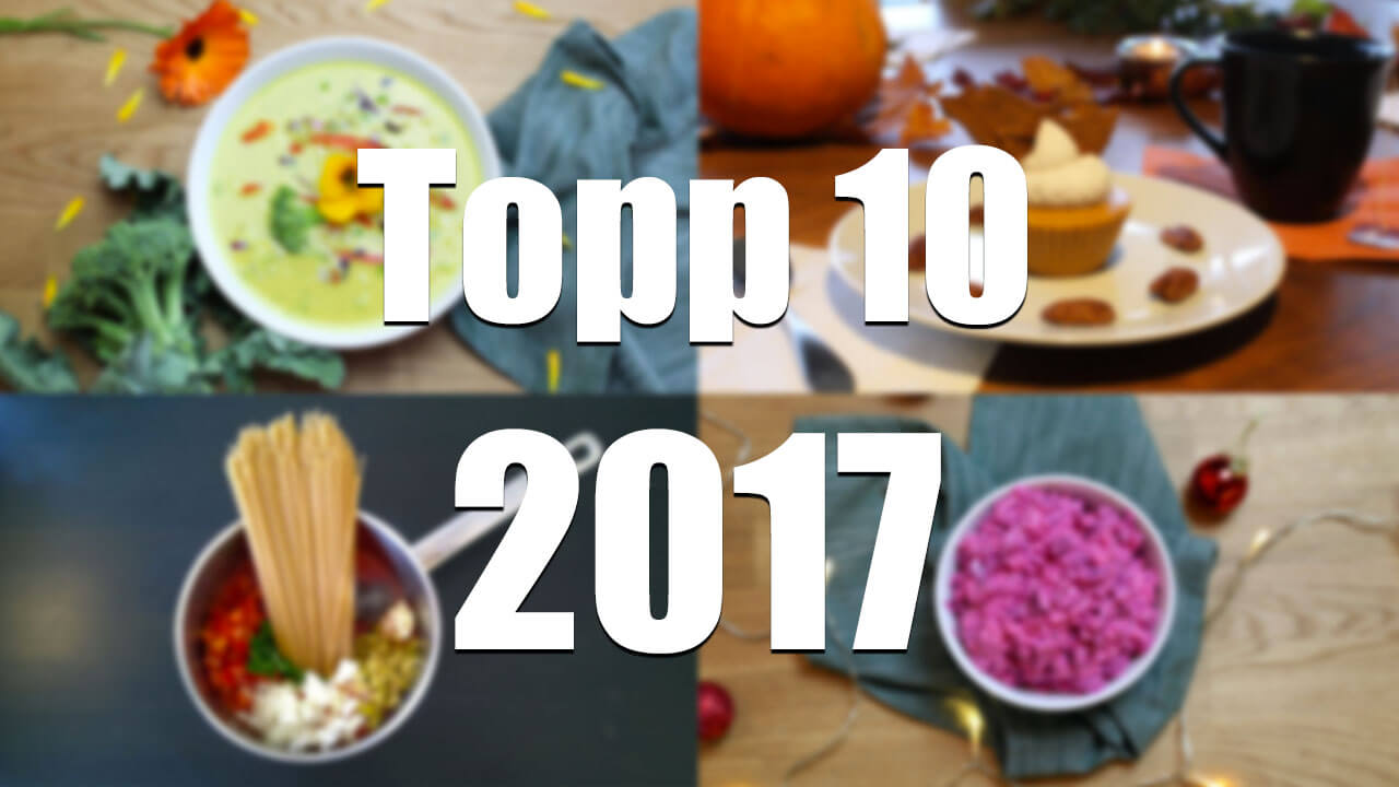 Best of 2017 - De 10 populäraste recepten i gruppen Recept / Best of hos Green Warrior (recept_2018_09_18_47)