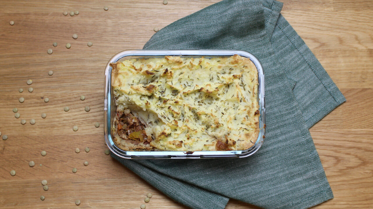 Recept på Klassisk Shepherd's Pie
