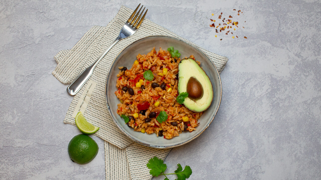 Recept på Mexican Fried Rice