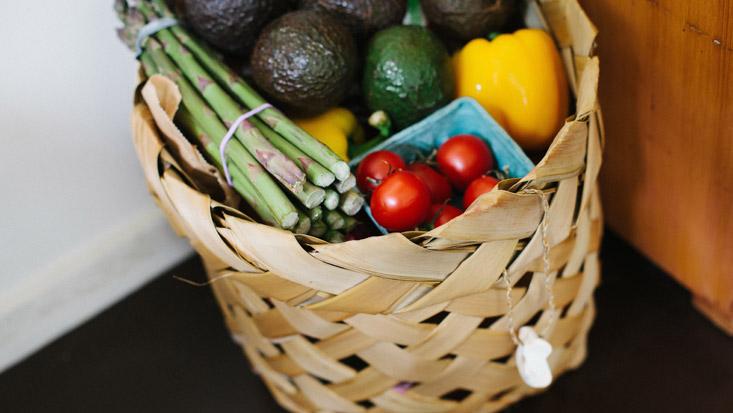 Grönsaker är bra för hälsan