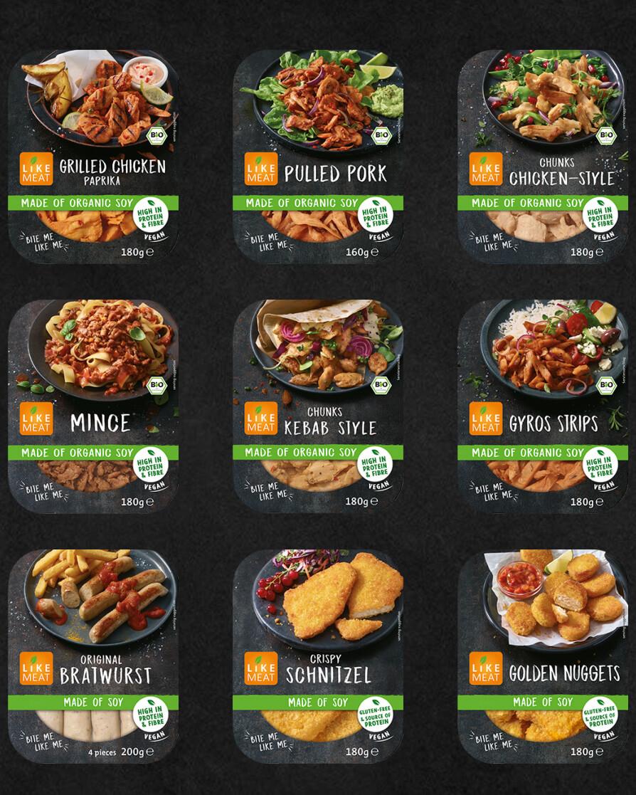 Like meat börjar säljas i Sverige