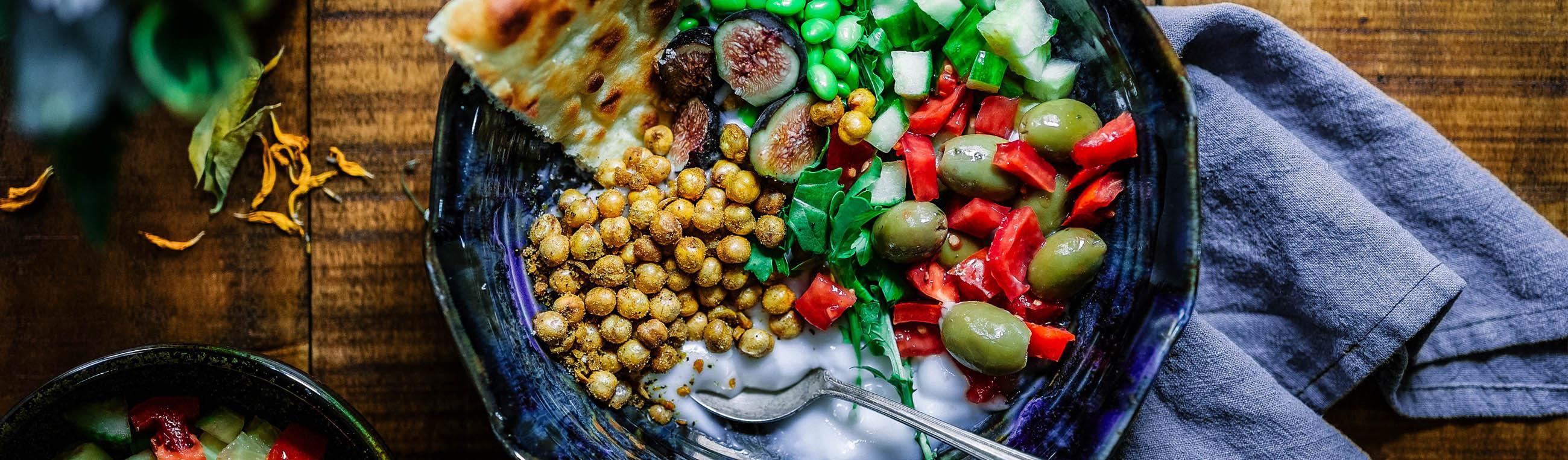 Enkla veganska recept med mycket smak och rena råvaror