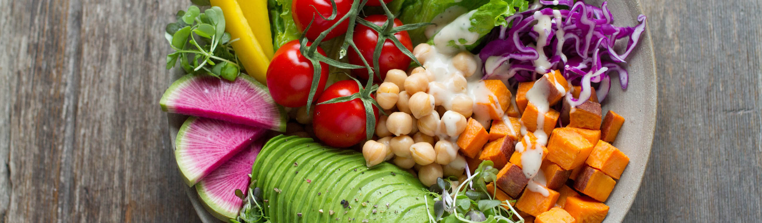 Recept på veganska bowls