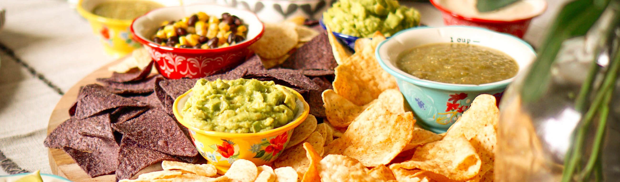 Recept på veganska mexikanska rätter