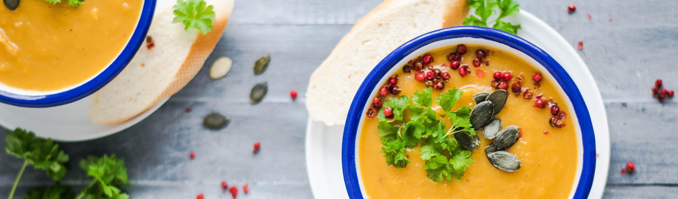 Recept på veganska soppor