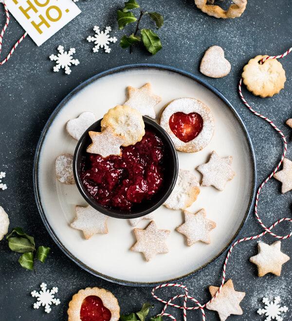 Knep för att hantera julen som vegan