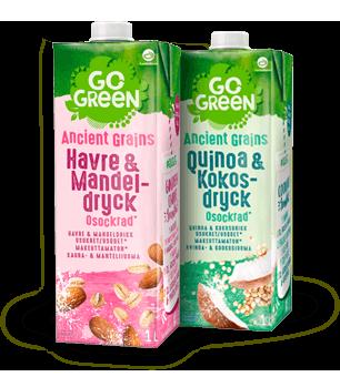 GoGreen mjölksubstitut