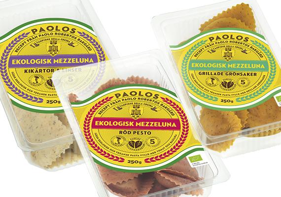 Vegansk färsk pasta