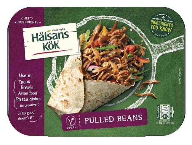 Pulled beans från Hälsans Kök
