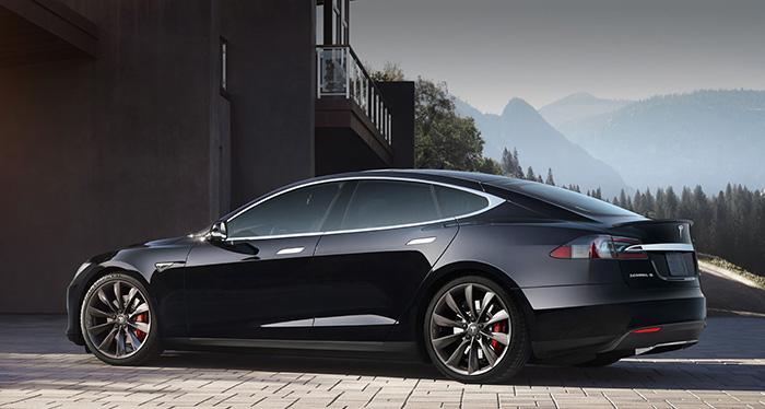 Tesla blir veganskt! Veganskt läger till Teslas bilklädslar.